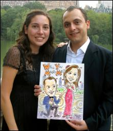 NY-Caricature-Marriage-Proposal